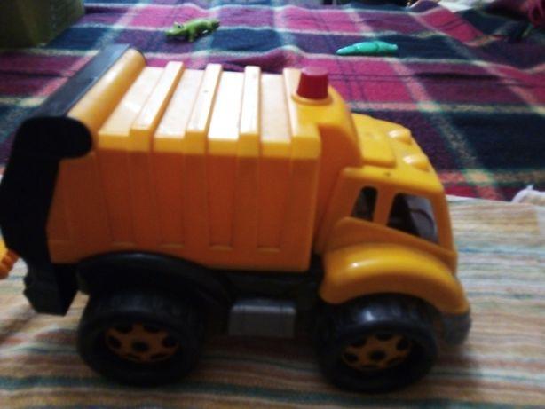 Игрушки  машина мусоровоз