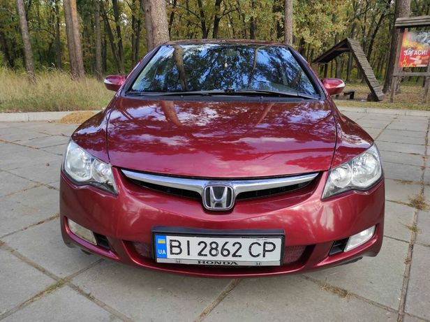 Honda civic 4D maximum