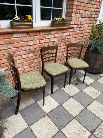 Stare krzesła Art deco