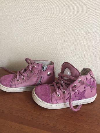 Кеды, ботинки кожа р.23