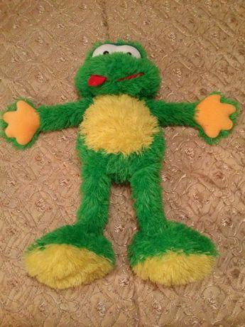 """Мягкая игрушка """"Жабка"""" (L = 50 см)"""