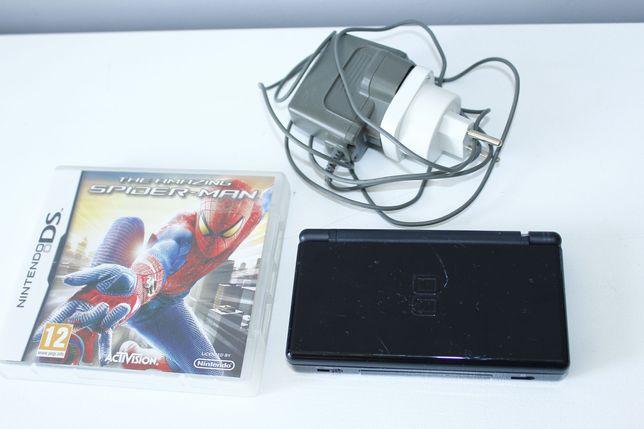 Konsola Nintendo DS Batman Spiderman Stan DObry Ładowarką