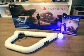 Playstation 4 VR Aim Controller