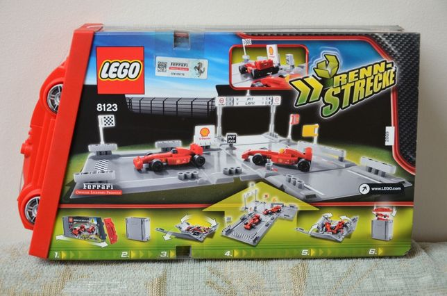 Klocki Lego Racers 8123