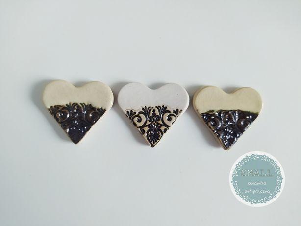 Magnes ceramiczny prezent dla gości