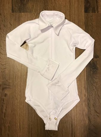 Танцевальная турнирная рубашка для мальчика