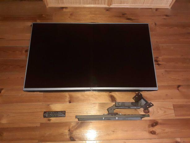 Telewizor LG49LF5400 Wszystko działa.