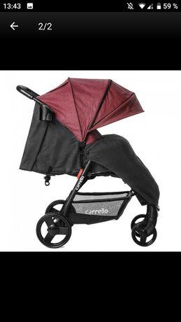 коляска прогулочная carrello maestro