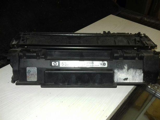 Продам картридж до HP 53A