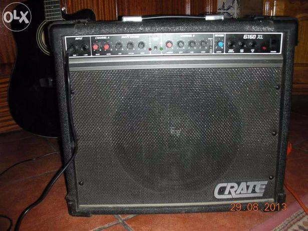 Amplificador de Guitarra Crate