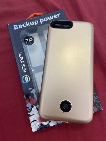 Capa Carregar IPhone 7 Plus