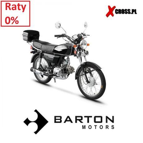 Motorower Barton Ranger Classic 50 Kufer Raty Jak Romet WS Fighter 901