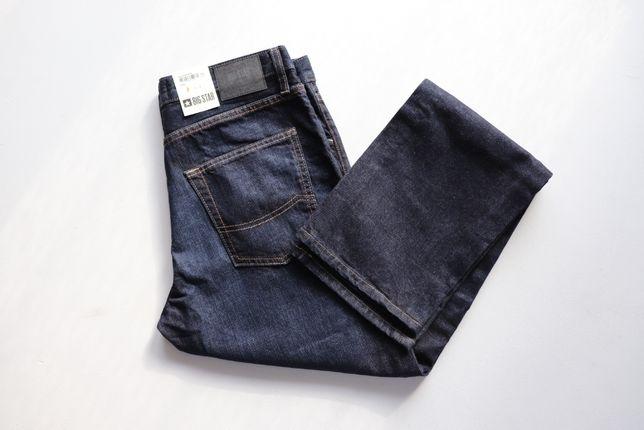 Spodnie męskie jeansy Big Star Alvin 633 W31 L34. Nowe z metkami