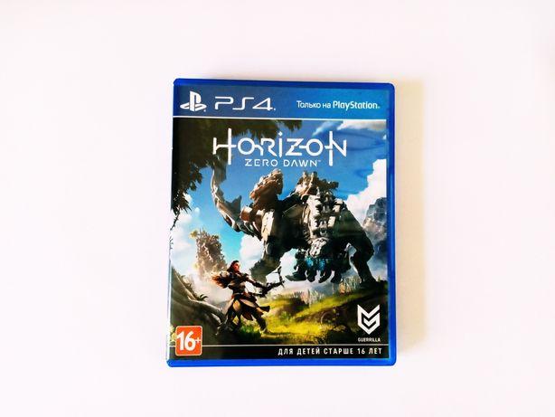 Horizon zero dawn PS4. Полностью на русском на PlayStation
