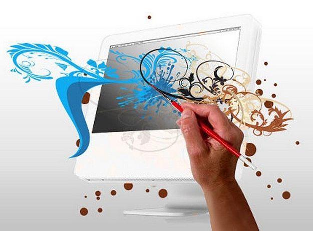 Графический дизайнер. Разработка макетов, дизайн полиграфии, логотипы.