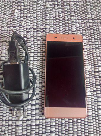 Sony Xperia złoty róż