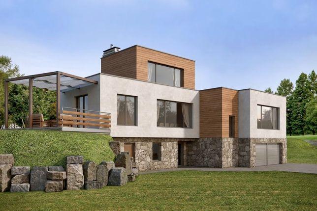 Заказать проект частного дома Днепр. Услуги архитектора в Днепре.