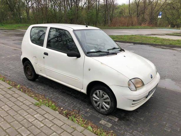Fiat 600 seicento 2008 rok ! 1.1 lpg zobacz zamiana !