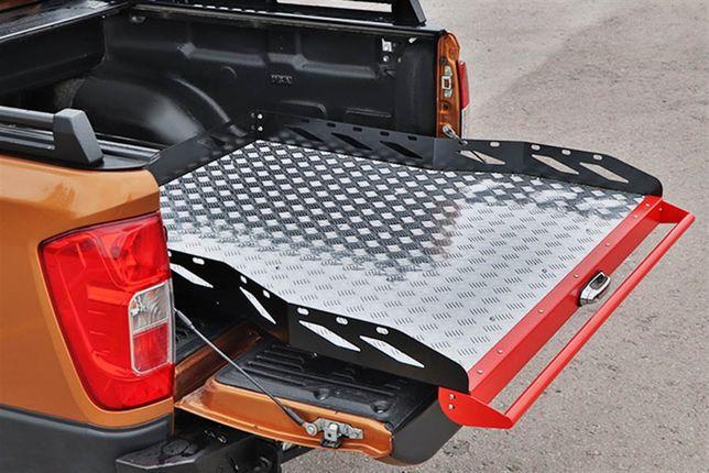 Szuflada narzędziowa platforma Nissan Navara Ford Ranger Toyota Hilux