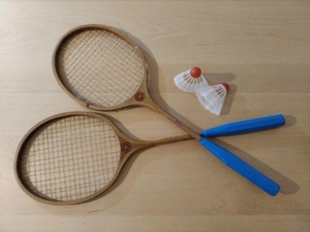Raquetes de Badminton Antigas - Casa Castelo, Porto