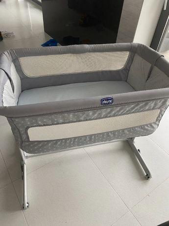 CHICCO NEXT2ME łóżeczko dostawne