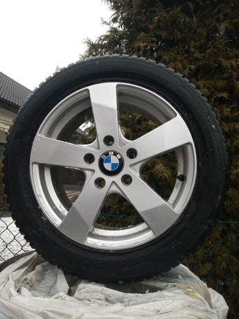 Alufelgi zimówki Dezent BMW 1 3 5 x120 R16 ET 42