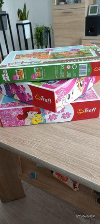 Zestaw puzzli Lalaloopsy Little Pony Disney Princes