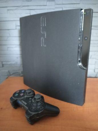 PlayStation 3 (kontroler, przewody, gry w cenie)
