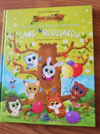 """Nowa Książeczka """"Gang Słodziaków"""""""