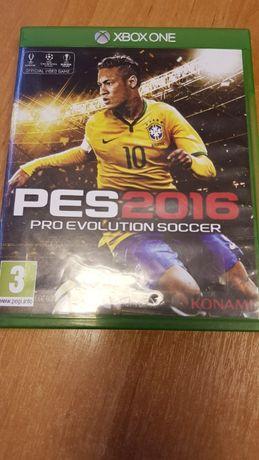 Gra Pes 2016 na Xbox one