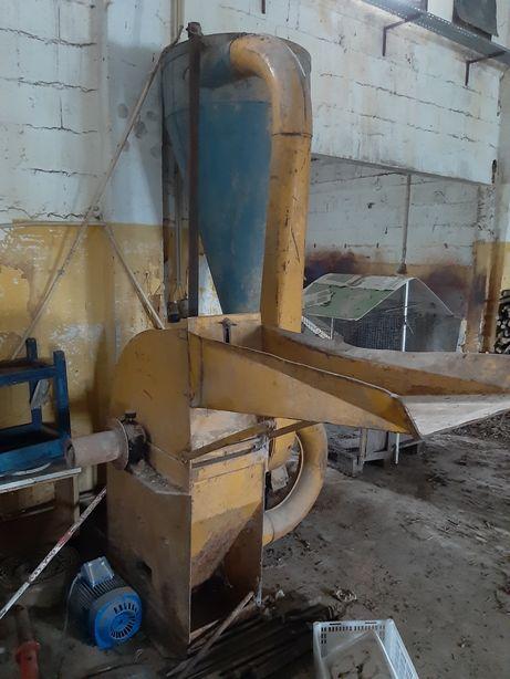 Máquina fazer farinha