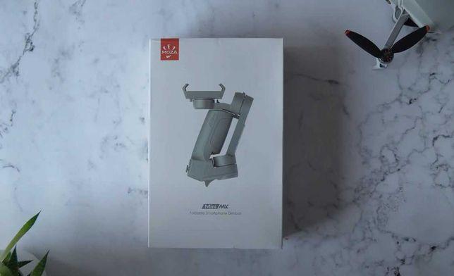 Moza Mini MX - Estabilizador Gimbal e Acessórios (NOVA) p/ smartphone