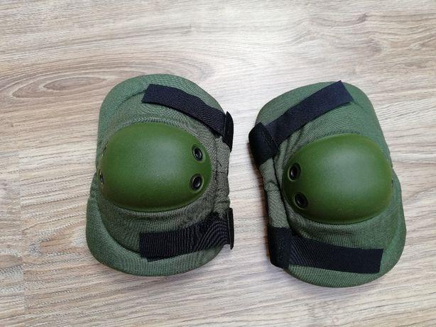Nałokietniki ALTA USA olive NOWE Special Forces