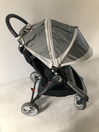 Rewelacyjna Spacerówka Baby jogger city mini