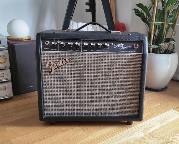 Fender Super Champ X2 (lampowy, głośnik Jensen)