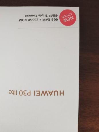 Huawei P30 lite 6GB ROM 256  6gb/256