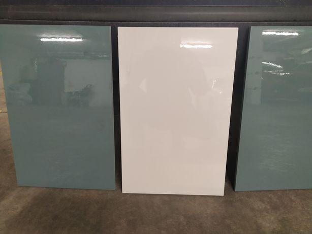 Ikea Besta front drzwi 60x38cm szary, uchwyty
