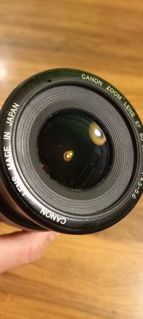 Obiektyw Canon EF 80-200 mm f4.5-5.6 etui GRATIS