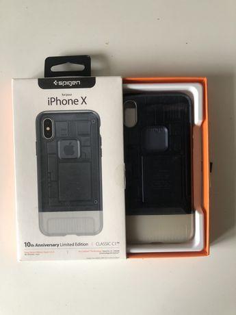 Obudowa spigen iphone X