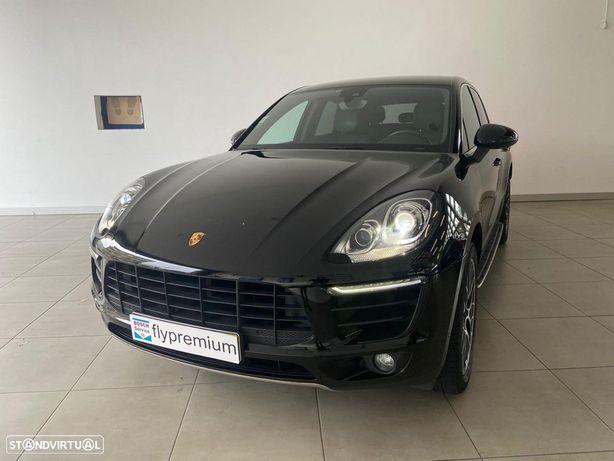 Porsche Macan ver-s