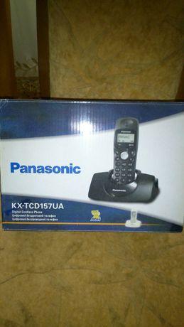 Радиотелефон panasonic kx-tcd157