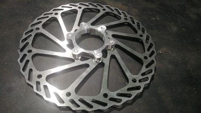 Тормозной диск для велосипеда 160 мм