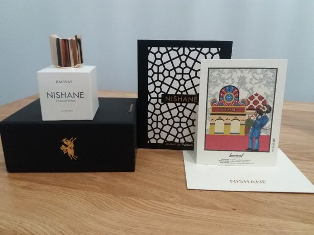 Nishane Hacivat Extrait de Parfum 20ml !!!