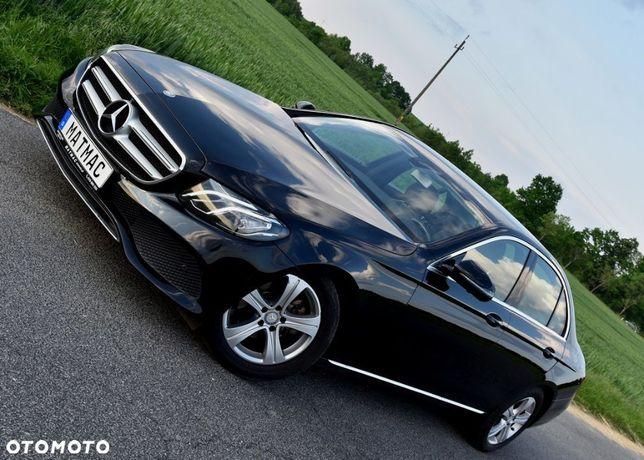 Mercedes-Benz Klasa E *194PS*Avantgarde*FullLed*Skóra*Kamery360*2xPDC*AmbienteLight*Blissy