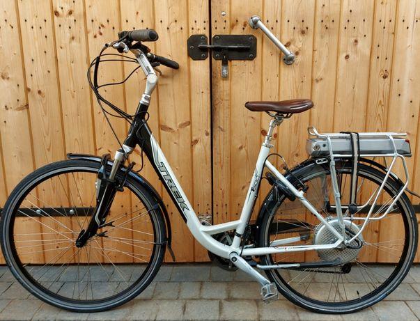 NOWA BATERIA Rower elektryczny damski 28 TREK NAVIGATOR T500+ BIONX 48