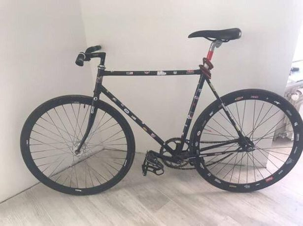 Велосипед fix(з фіксованою передачею).