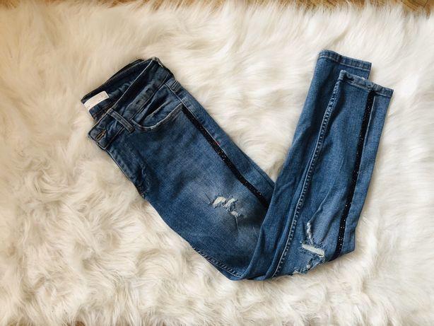 Nowe spodnie firmy Zara rozm 34