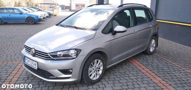 Volkswagen Golf Sportsvan Okazja !!! Mały przebieg !!!