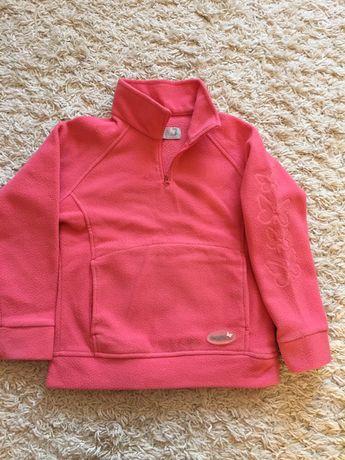 Regatta ciepła bluza 128 dziewczynka