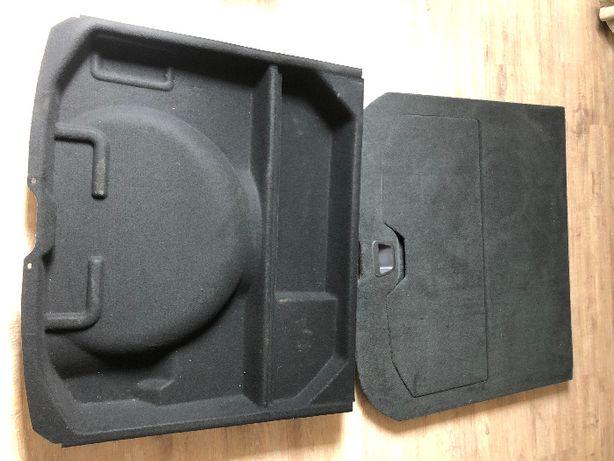 VOLVO XC60 wykładzina, podłoga bagażnika i/lub wkład bagażnika